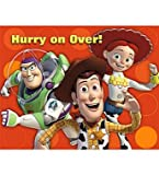 Toy Story Invitations - 8 Per Pack