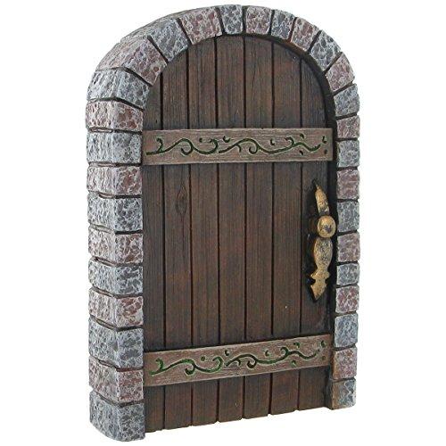 Fata porta Castello Regno H13cm-Magico Mistico Fata Elfo Pixie giardino accessori