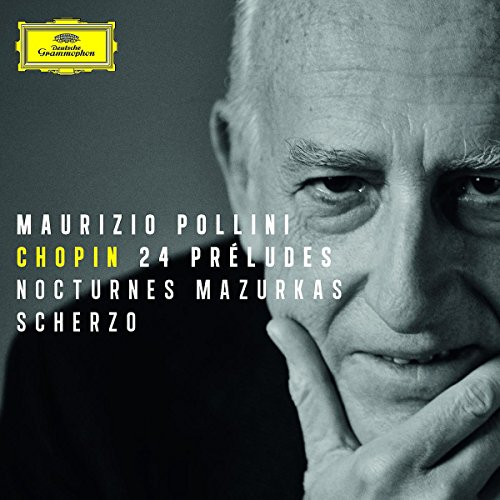 Chopin: 24 Preludes; Nocturnes; Mazurkas; Scherzo (Chopin Preludes compare prices)