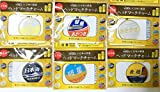 Premium YEBISU ×日本の鉄道『ヘッドマークチャーム』ファミリーマート限定 6種類セット