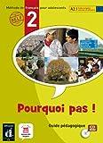 echange, troc Marie-Laure Lions-Oliviéri - Pourquoi pas! (libro del profesor+CD-rom)