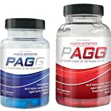 PAGG Stack by Pareto Nutrition One Month Supply- Exact Fat Burning Ingredients and Dosing as Seen in 4 Hour Bodyby Pareto Nutrition