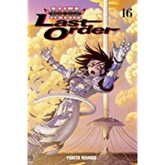 Battle Angel Alita: Last Order Volume 16 by Yukito Kishiro