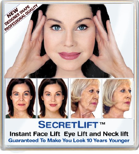 Instant Face, Neck and Eye Lift Tapes