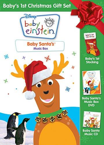 Baby Einstein: Baby'S 1St Christmas Gift Set front-908034