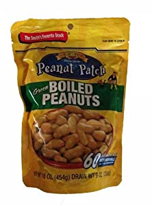 Selling boiled peanuts profit