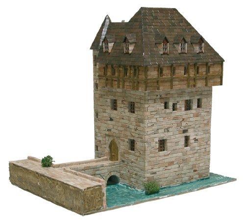 Maquette en céramique - Château de Crupet, Belgique