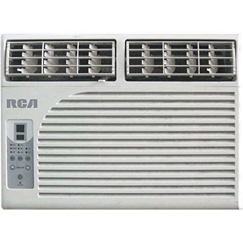 Rca Race1201 12000 Btu Window-Mounted Air Conditioner With Remote Control, 115-Volt