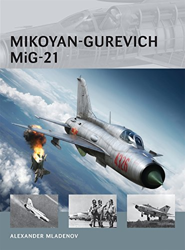Mikoyan-Gurevich MiG-21 (Air Vanguard)