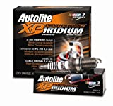 Autolite XP5325 Xtreme Performance Iridium Spark Plug  Pack of 1
