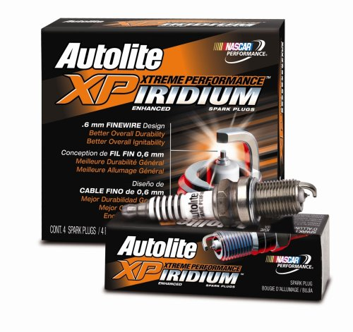 Autolite XP5245 Xtreme Performance Iridium Spark Plug, Pack of 1