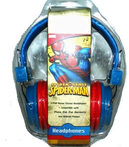 Spiderman 35144-Fm Classic Headphones