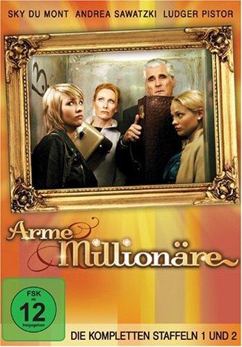 Arme Millionäre - Die kompletten Staffeln 1 und 2 [3 DVDs] hier kaufen