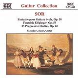 Sor: Guitar Music Opp. 58, 59 & 60