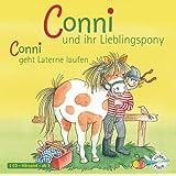 Conni und ihr Lieblingspony / Conni geht Laterne laufen: 1 CD (Meine Freundin Conni - ab3)