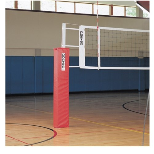 Volleyball Center Pole Pads, Deluxe - Custom
