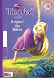 img - for Beyond the Tower (Tangled) (Giant Coloring Book) book / textbook / text book
