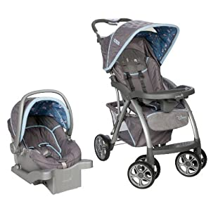 Disney Baby Saunter Luxe Travel System, Dumbo