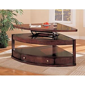 Lift Top Occasional Sectional Coffee Table Lift Up Coffee Table
