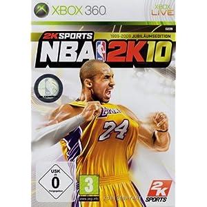 NBA2k10 für Xbox 360
