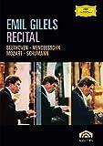Emil Gilels: Recital [DVD] [2007]