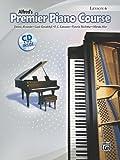 Premier Piano Course Lesson Book, Bk 6 (Book & CD)