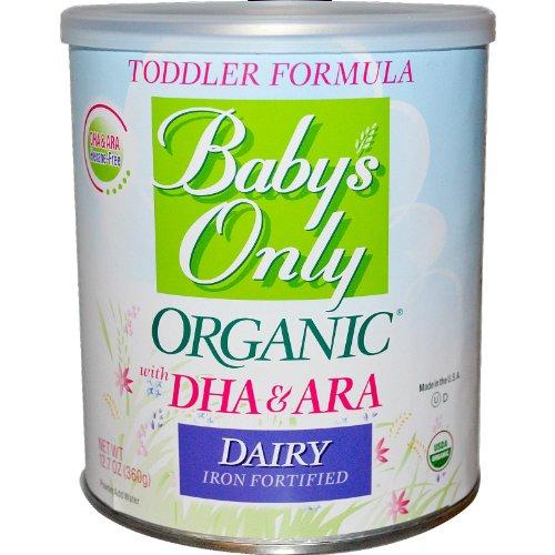 Imagen de Sólo Formula niño Dairy del bebé con DHA y ARA - 12,7 oz