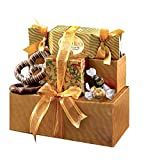 Broadway Basketeers Holiday Wishes Thinking of You Gift Set