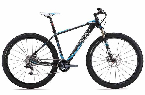 2012 Marin CXR Pro 29er Carbon Hardtail Mountain Bike Fox 32 Sram X-9 New