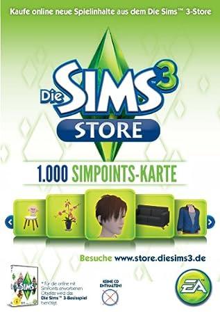 Simpoints Card 1000 (Prepaid-Card)