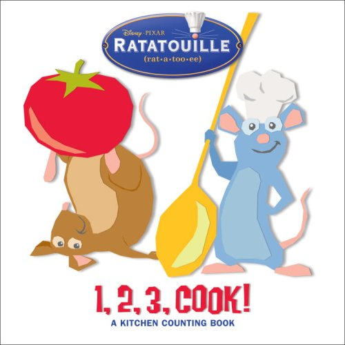 1, 2, 3, Cook (Ratatouille)