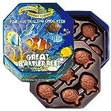 オーストラリア お土産 グレートバリアリーフチョコレート 1箱