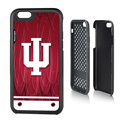 Indiana Hoosiers Iphone 6 Rugged Case Ghost Ncaa