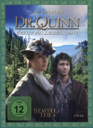 Dr. Quinn - Staffel 1.2 [2 DVDs]