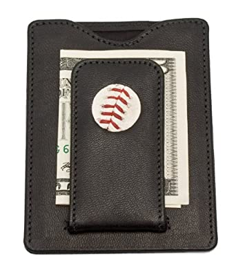 MLB Baseball Team Money Clip Wallet - Yankees by Tokens & Icons
