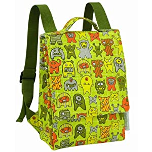 SugarBooger Hungry Monster Kiddie Play Back Pack