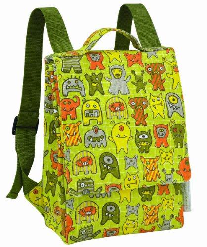 Sugarbooger Kiddie Backpack Hungry Monsters