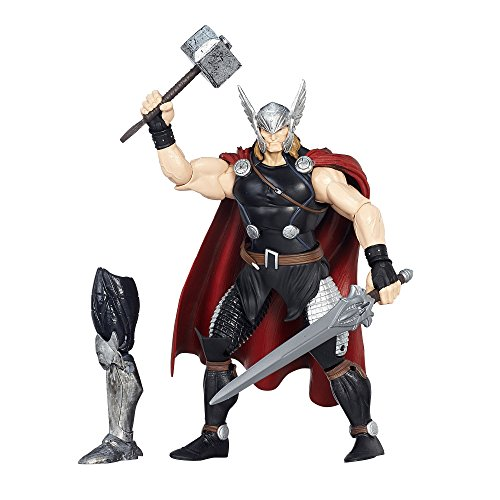 Marvel Legends Infinite Series Thor 6-Inch Figure (Thor Action Figure 6 Inch compare prices)
