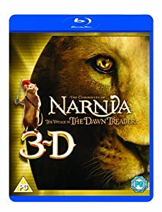The Chronicles of Narnia: The Voyage of the Dawn Treader (Blu-ray 3D + Blu-ray + DVD + Digital Copy)