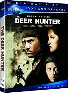 The Deer Hunter (1978)    [Blu-ray + DVD] (Sous-titres français)
