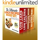 The Ultimate Lunch Recipes Boxed Set: Fabulous Ideas for Delicious and Nutritious Meals You Will Love (English Edition)