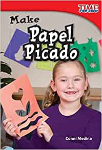 Amazon.com: Make Papel Picado (library bound) (Time for Kids