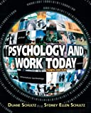 img - for Psychology and Work Today (10th Edition) book / textbook / text book