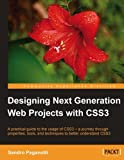 Sandro Paganotti Designing Next Generation Web Projects with CSS3
