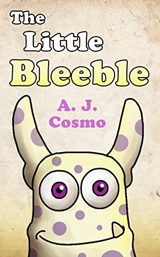 The Little Bleeble by A. J. Cosmo ebook deal