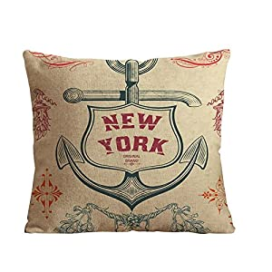 ilkin decorative 100% Cotton Throw Pillow Cover ,Personalized custom Cushion Cover 18 X 18