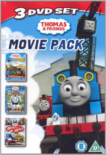THOMAS AND FRIENDS - CALLING ALL ENGINES GREAT DISCOVERY HERO OF THE RAILS [IMPORT ANGLAIS] (IMPO...