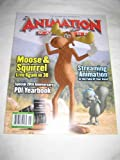 img - for Animation Magazine V 14 # 7 July/Aug 2000 Rocky & Bullwinkle Ward PDI Yearbook book / textbook / text book