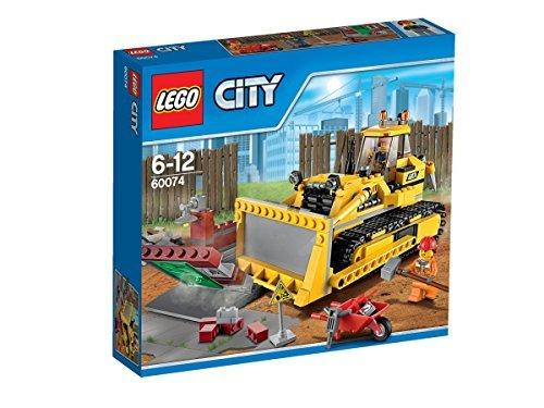 Lego City 60074 Bulldozer by LEGO