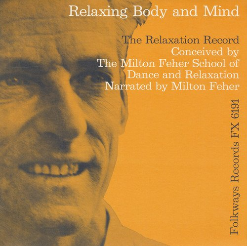 CD : MILTON FEHER - Relaxation Record